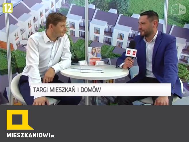 Wywiad WTK z Novum Plus, Osiedle Rozlain na Targach Mieszkaniowych