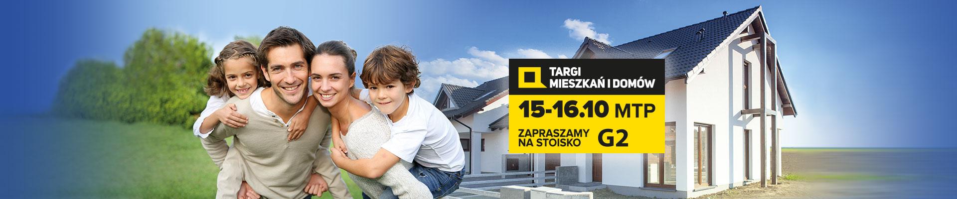 Osiedle Rozalin na Targach Domów w Poznaniu