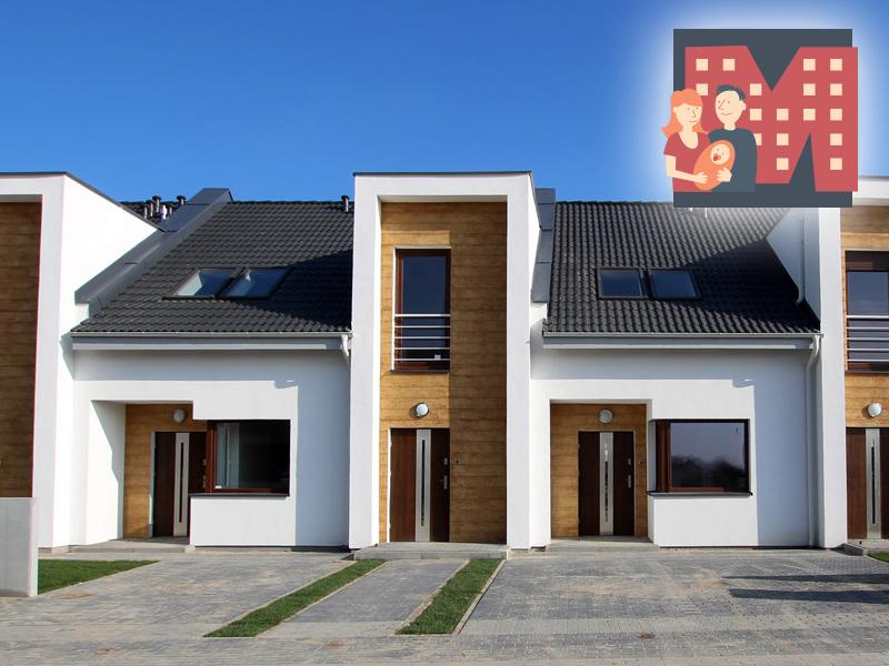 mieszkanie dla młodych na osiedlu rozalin