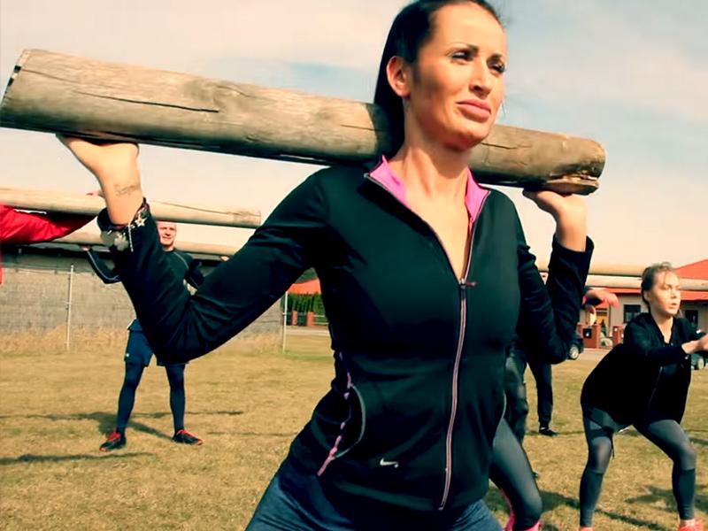 Rozalin Fitness Challenge 2017